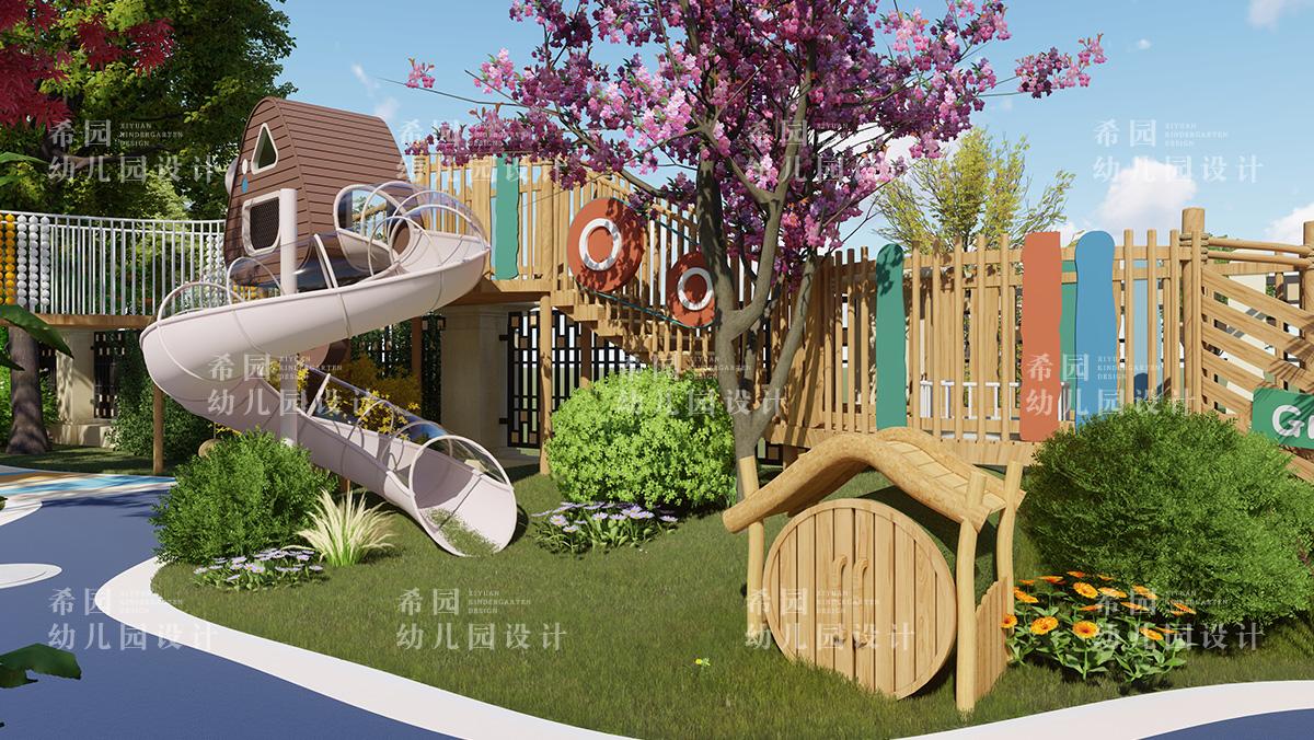 色彩在幼儿园vi设计中的重要性