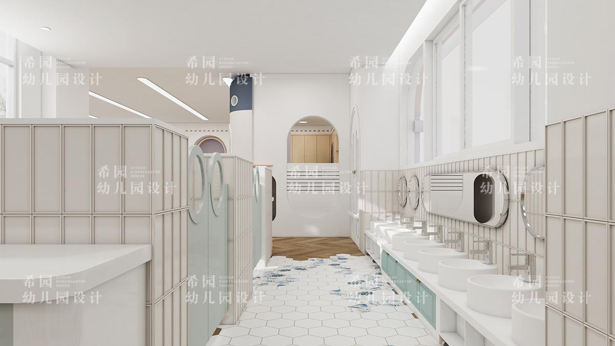 幼儿园卫生间装修设计要点