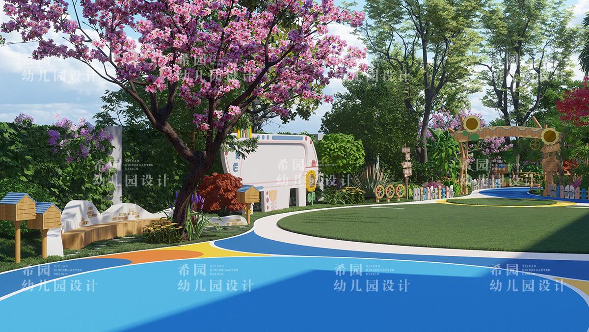 幼儿园环境色彩设计的改善方法