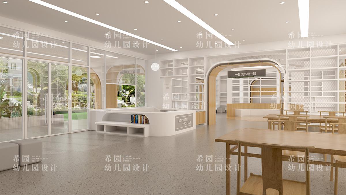 小学设计之阅览室如何设计