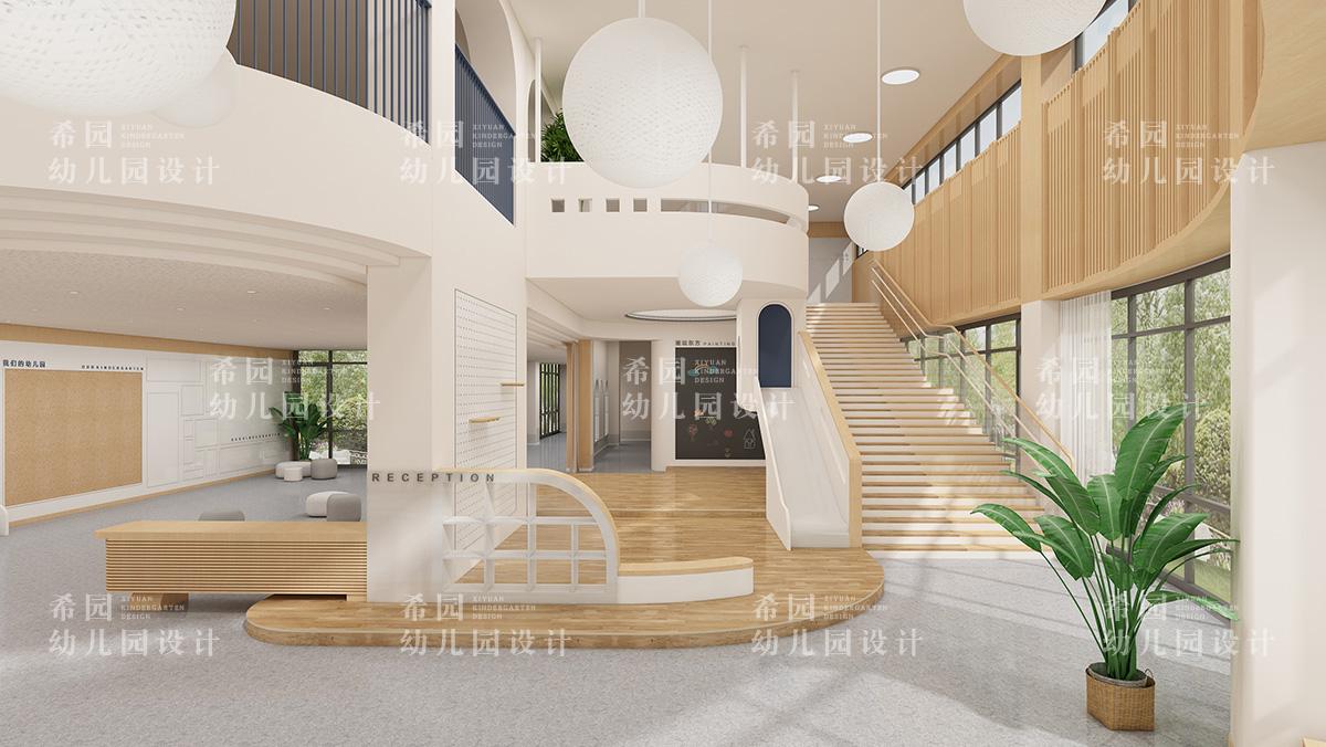 幼儿园大厅设计应展示哪些内容