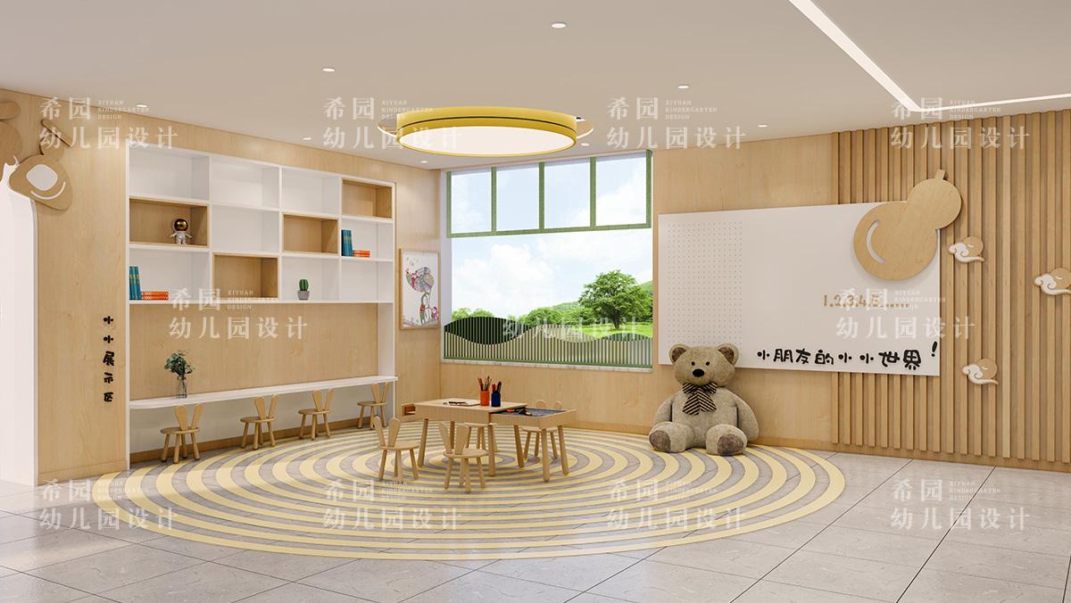 什么样的幼儿园环境设计最受孩子喜爱