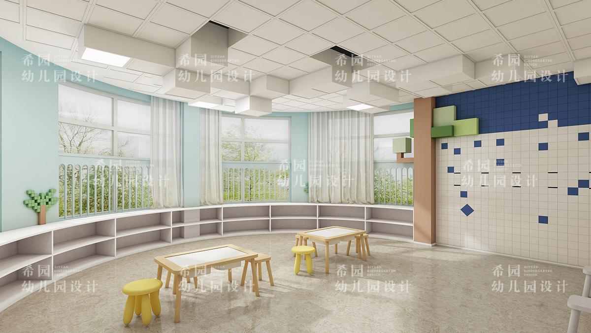 幼儿园设计之幼儿园软装的重要性