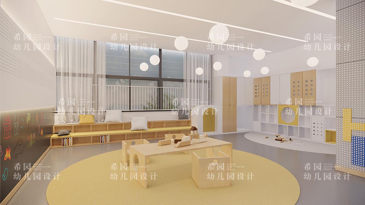 幼儿园建构室应如何设计