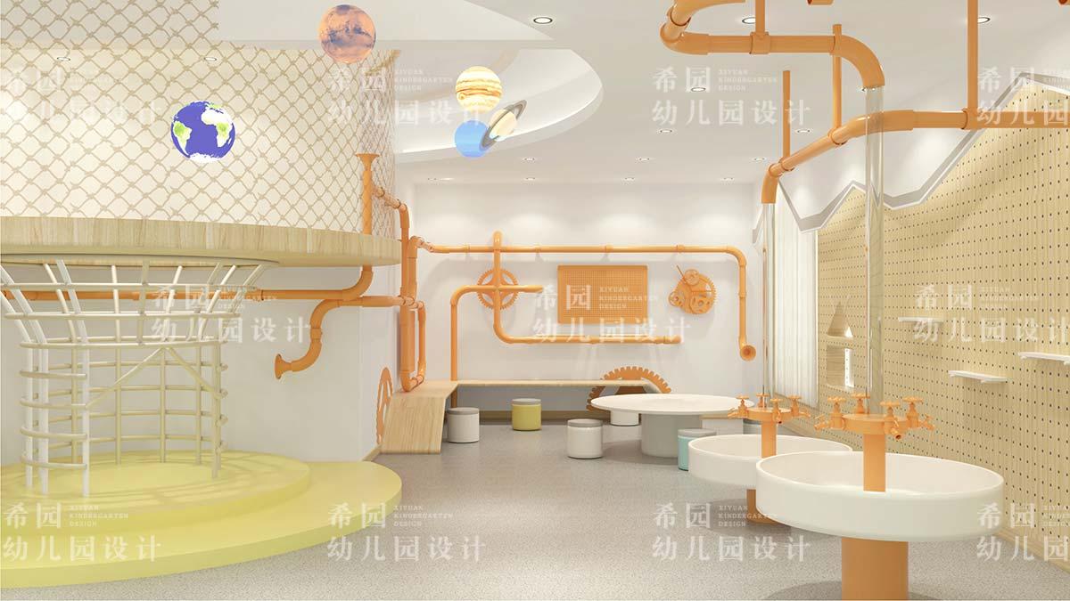 幼儿园科发室设计