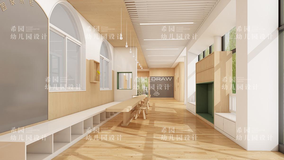 幼儿园设计中应该注意哪些问题