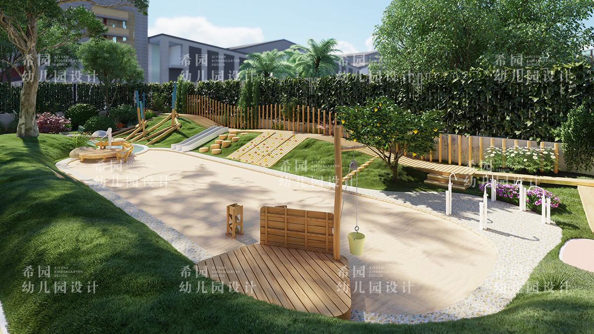 幼儿园沙水区应如何创设