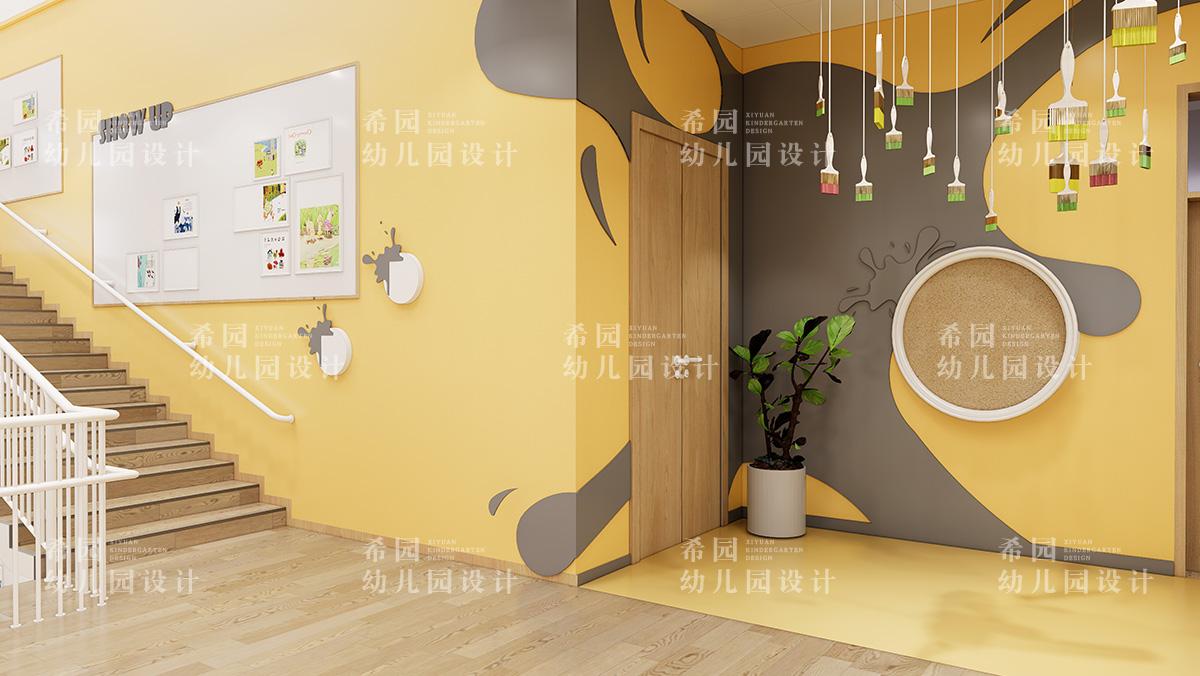 幼儿园装饰墙面如何更具特色