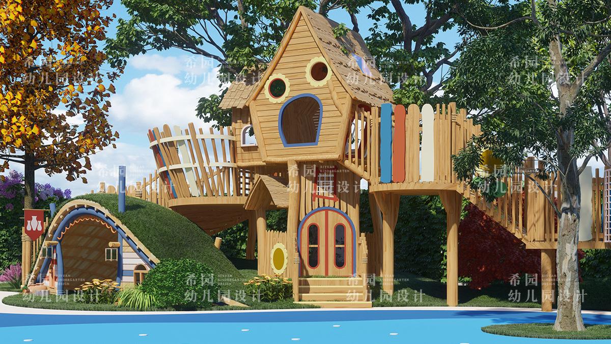 儿童主题乐园设计时应该注意什么