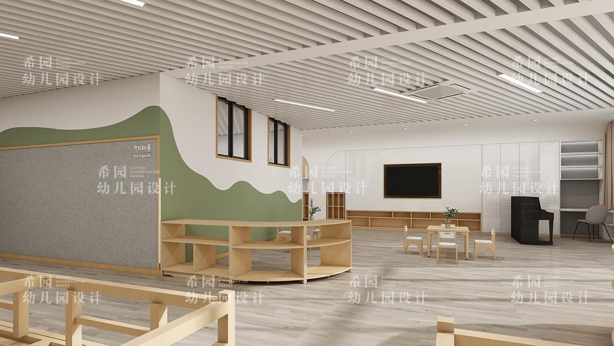 托育中心教室设计注意事项
