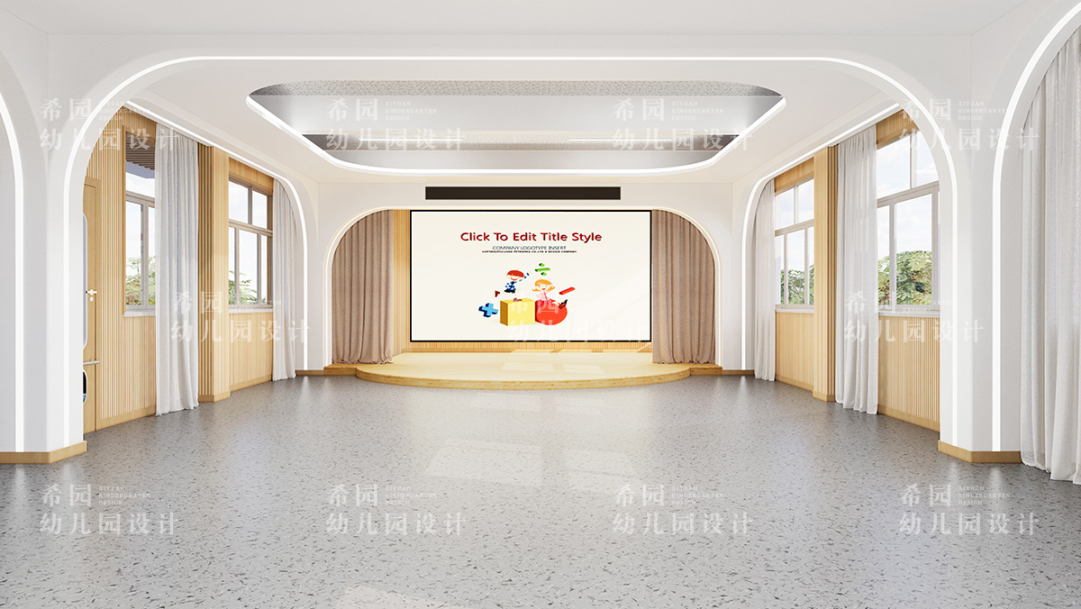 幼儿园多功能厅创设三大技巧