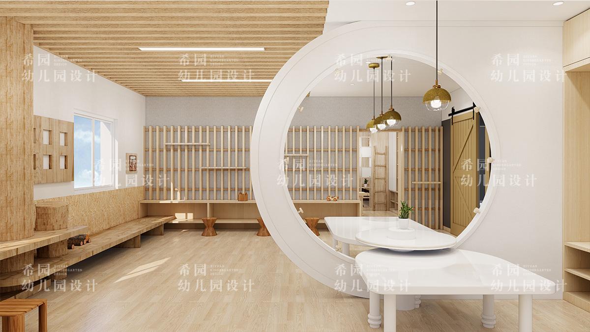 幼儿园室内吊顶设计