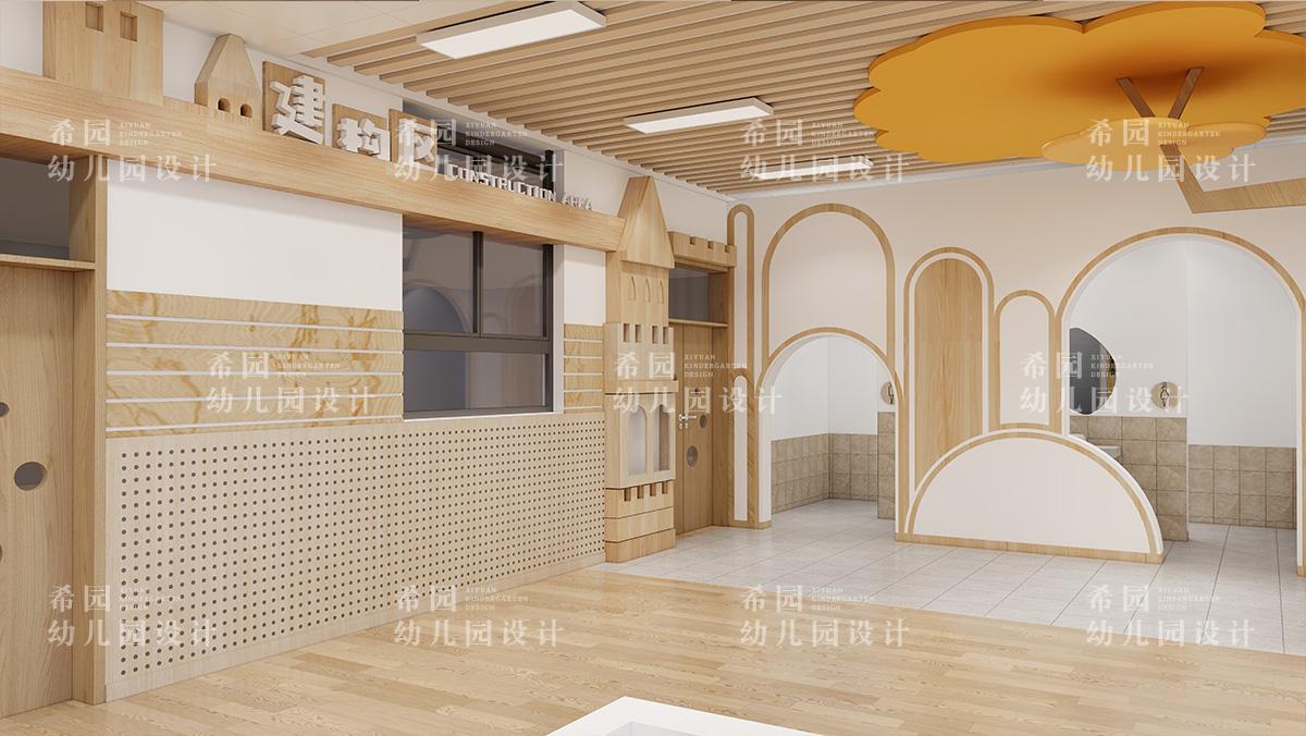 幼儿园走廊卫生间应如何设计