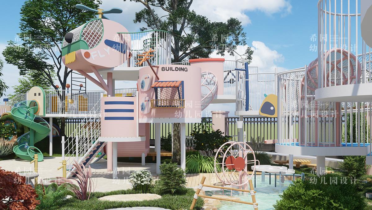 幼儿园戏水池注意事项