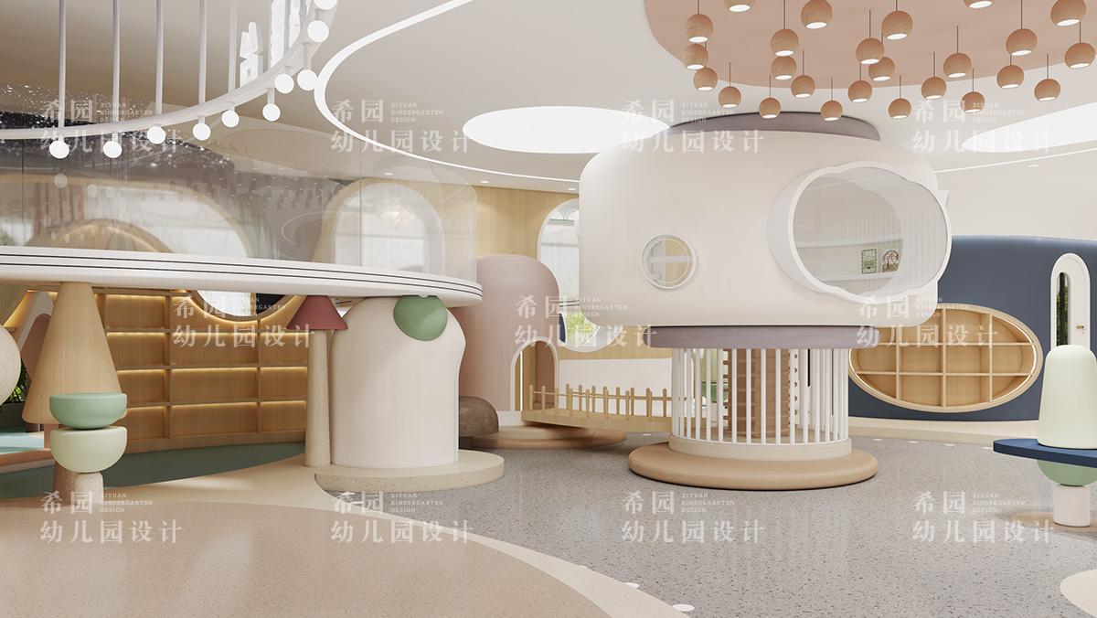室内儿童乐园设计要注意哪些问题?